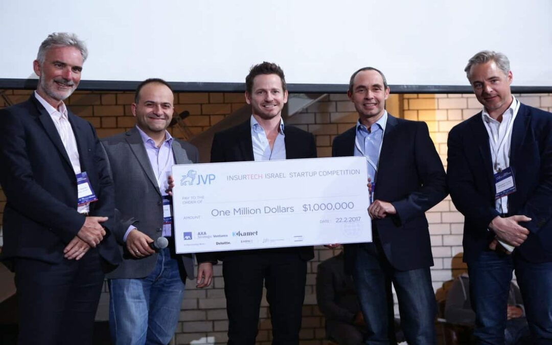 Our video helped to win 1,000,000$ in a Israeli's startup competition