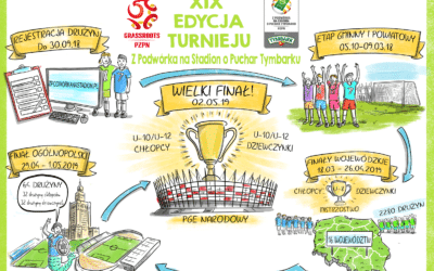 ExplainVisually's infographics to support Polish Football Association