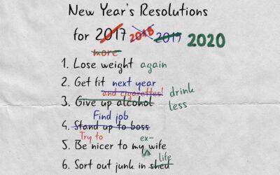 Jak zrealizować postanowienia noworoczne? [5 porad profesora psychologii]
