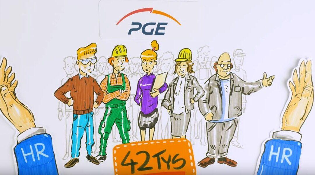 Explainer video dla PGE