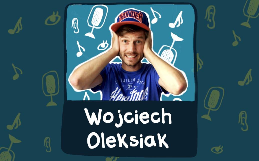 Rynek i produkcja podcastów w Polsce i USA. Opowiada Wojciech Oleksiak