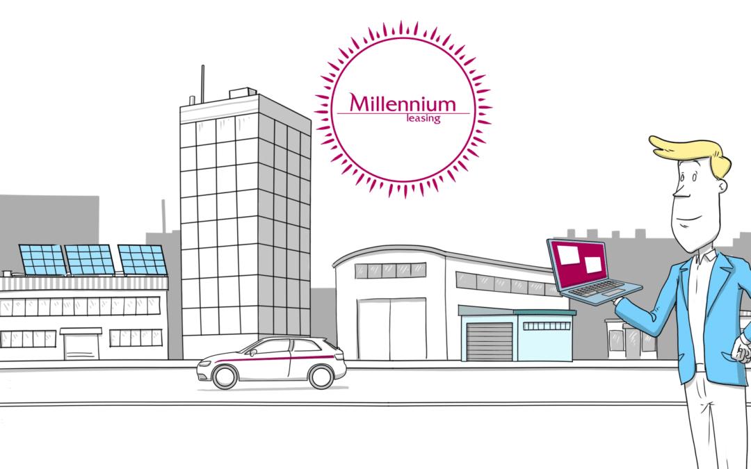 Animacja dla Millennium Leasing